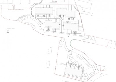 New residential building plan