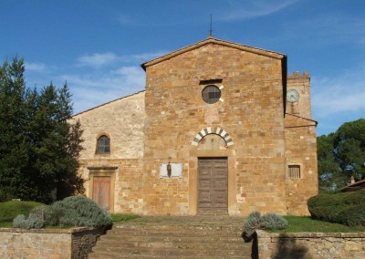 Castelfalfi Church