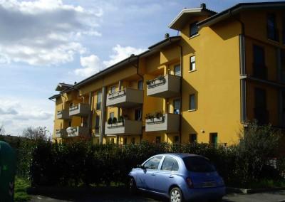 Building complex in Pagnana (Empoli)