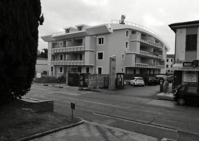 Building complex in Ponzano (Empoli)