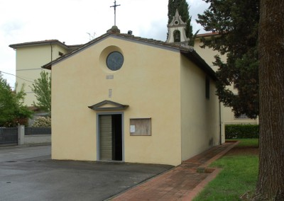 Restoration of San Mamante's chapel