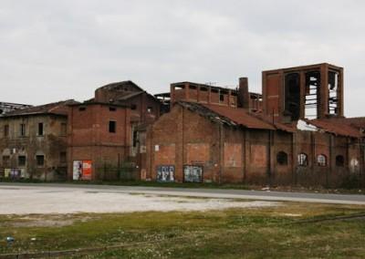Ex Montevivo area (Empoli)
