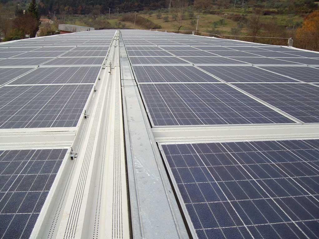 pressing impianti fotovoltaico