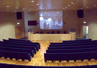 CCR Varese Auditorium