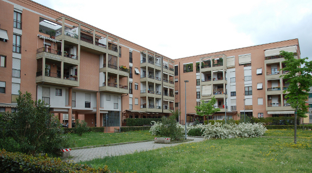 Complesso edilizio residenziale