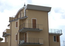 Multi-Family Residential building