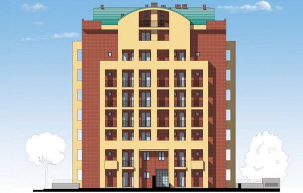 Edificio a torre plurifamiliare 1