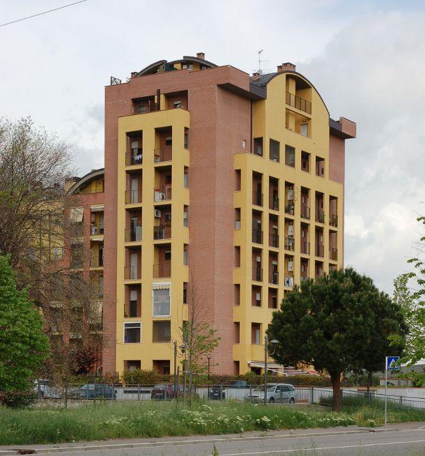 Edificio a torre plurifamiliare 6