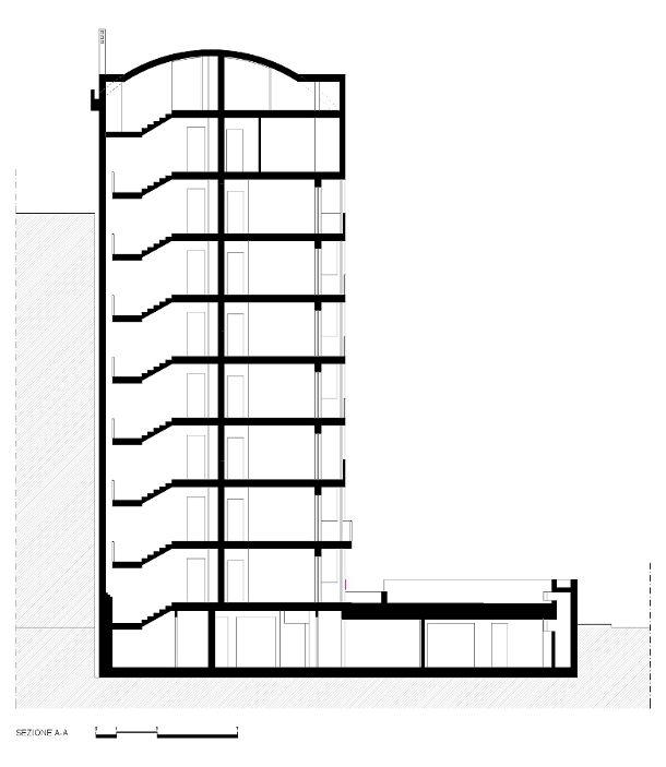 Edificio a torre plurifamiliare 7