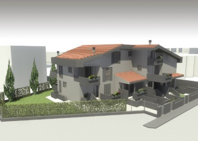 Residential building project