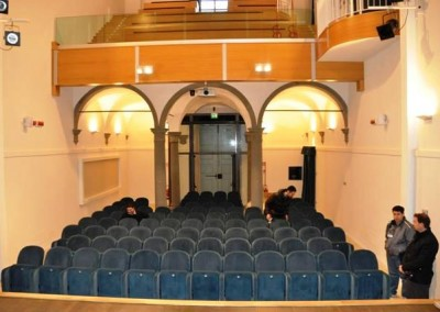 Castelfranco theatre