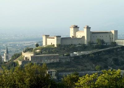 Spoleto citadel